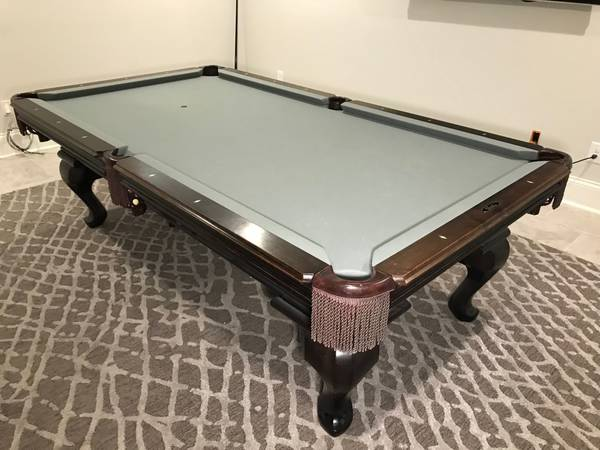 How To Install A Pool Table Slate Installation Home Billiards >> Pool Table Movers Clermont Top Rated Billiard Moving Company